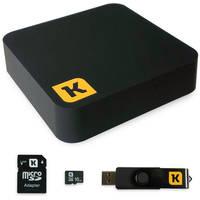 Kwiltgo iPhone Android External Wireless Photo Video Storage Device