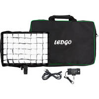 Deals on Ledgo LG-E2686 Bi-Color LED Large Pad Light Kit