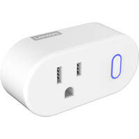Lenovo Wi-Fi Smart Plug with Energy Monitor