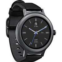 LG Watch Style Stainless Steel Smartwatch with Android Wear 2.0 (Titanium)
