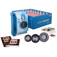Lomography Lomo'Instant Film Camera and Lenses (San Sebastian Edition)