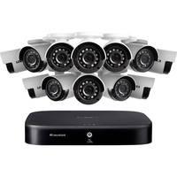 Deals on Lorex 16-Channel DVR w/2TB HDD & 12 1080p Night Vision Cameras