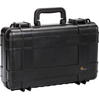 Lowepro Hardside 200 Video Hard Case with Removable Backpack (Black)