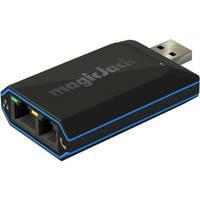 Magicjack Go Version Digital Phone Service + APC 5000mAh Power Pack