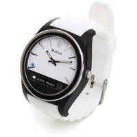 Martian Watches Notifier MN200 Android/iOS Smartwatch (White)