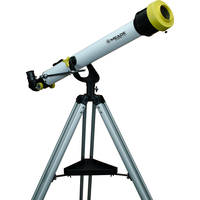 Meade EclipseView 60mm f/13 AZ Achro Refractor Telescope with Solar Filter (White)