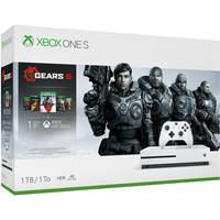 Xbox One S 1TB Console Gears 5 Bundle (White)