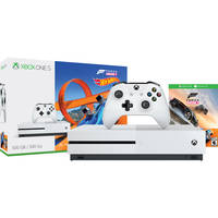 Deals on Xbox One S 500GB Forza Horizon 3 Hot Wheels Bundle