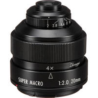 Mitakon Zhongyi 20mm f/2 4.5x Super Macro Lens for Canon EF Deals