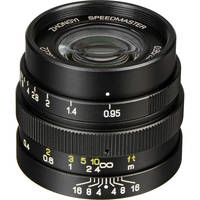 Deals on Mitakon Zhongyi Speedmaster 25mm f/0.95 Lens for Micro Four Thirds
