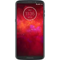 Motorola Moto Z3 Play 32GB Unlocked Phone + 2 Moto Shell + SIM Card Kit