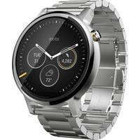 Moto 2nd Gen Moto 360 46mm Men's Smartwatch (Silver)