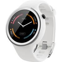 Motorola Moto 360 Silicone Sport 45mm Smartwatch (2nd Gen White)