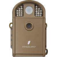 Moultrie 8MP Wingscapes Backyard WildlifeCam Digital Game Camera (Brown)