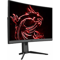 Deals on MSI Optix MAG272CQR 27-in LED Curved Gaming Monitor