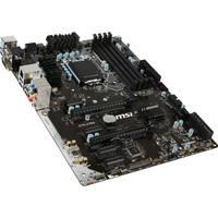 MSI Z170-A PRO LGA 1151 Intel Z170 SATA Computer Motherboard