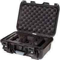 Nanuk 915 Waterproof Hard Case with Insert for DJI Mavic Air Fly More Combo (Black)