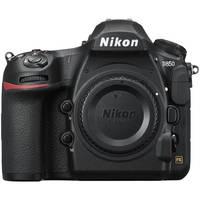Nikon D850 45.7MP 4K Ultra HD Wi-Fi Digital SLR Camera Body