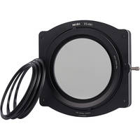 NiSi V5 Pro 100mm Filter Holder Kit, Includes 6x Filter Slots, 82mm Adapter Ring, 86mm CPL Filter