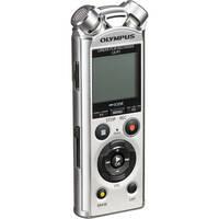 Olympus LS-P1 Portable Handheld Digital Audio Recorder (4GB, Silver)
