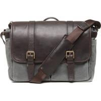 Deals on ONA 50/50 Brixton Camera/Laptop Messenger Bag