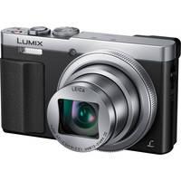 Panasonic Lumix DMC-ZS50 12.1MP HD Camera with 30x Optical Zoom (Silver) - Refurbished