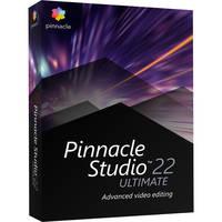 Pinnacle Studio 22 Ultimate (Box)