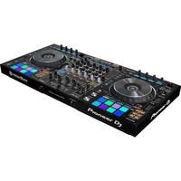 Pioneer DJ DDJ-RZ 4-Channel Rekordbox dj Controller with Integrated Mixer