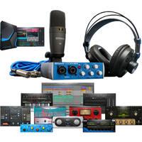 PreSonus AudioBox 96 Studio Hardware/Software Recording Kit