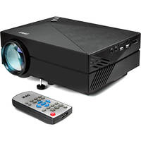 Pyle PRJG82 1000-Lumens LCD Home Theater Projector - Black