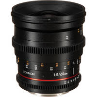 Rokinon 20mm T1.9 Cine DS Lens for Canon EF
