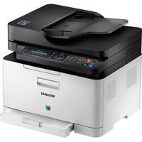 Samsung Xpress C480FW Wireless Color Laser All-in-One Printer with Duplex (White)