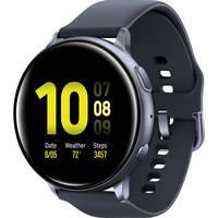 Samsung Galaxy Watch Active2 Bluetooth Smartwatch (Aluminum, 40mm, Aqua Black)