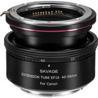 Savage Macro Art Extension Tube for Canon EF/EF-S Mount