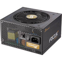 Seasonic FOCUS Plus Series 550W 80+ Gold Intel ATX 12V Power Supply