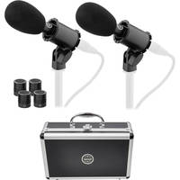 Senal SCI-3212MP Small-Diaphragm Condenser Microphone with Interchangeable Capsules