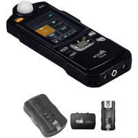 Shepherd/Polaris Karat Flash Meter with Wireless Flash Trigger and Transmitter Kit (Black)