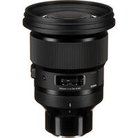 Deals on Sigma 105mm f/1.4 DG HSM Art Lens for Sony E