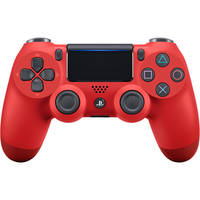 Sony DualShock 4 Wireless Controller for PlayStation 4 (Red)