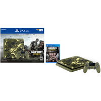 Sony Call of Duty: WWII Limited Edition PlayStation 4 Bundle (Green Camouflage)