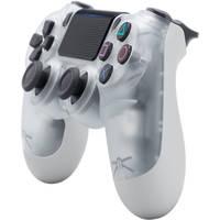 Sony DualShock 4 Wireless Controller (Crystal)