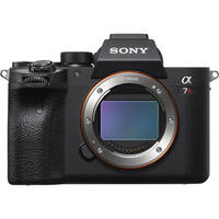 Sony Alpha a7R IV A Full-Frame Mirrorless Camera Body Deals