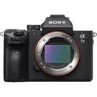 Sony Alpha a7 III Mirrorless Digital Camera (Body Only) Deals