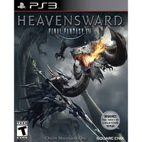 Final Fantasy XIV for PS3 Game