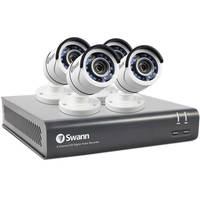 Swann 4590 Analog IP Outdoor Security Camera with Night Vision