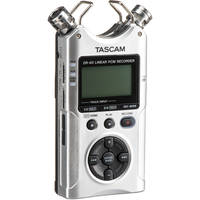 Deals on Tascam DR-40 4-Track Handheld Digital Audio Recorder