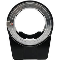 Techart PRO Leica M Mount Lens to Sony E-Mount Camera Autofocus Adapter (Black)