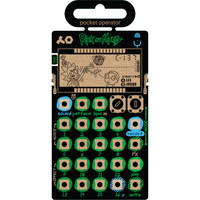 Teenage Engineering PO-137 Rick and Morty Micro Sampler