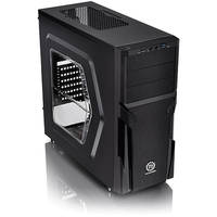 Thermaltake Versa H21 ATX Mid Tower Computer Case Chassis and USB 3.0 (Black)