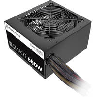 Thermaltake SMART 600W 12V 80 PLUS Active PFC Power Supply